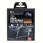 GGS III Rigid Optical Glass LCD Screen Protector for Canon Eos 7D Camera, GGS 7D III SCREENPROTECTOR