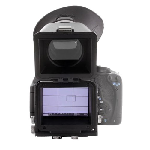 Ggs Swivi Hd Dslr Lcd Universal Foldable Viewfinder