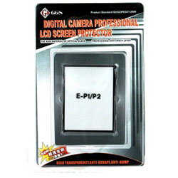 GGS Pro LCD Screen Protector for Olympus E-P1 E-P2, GGSEP1EP2 SCREEN PROTECTOR
