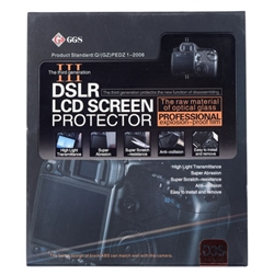 GGS III Generation LCD Glass Pro Screen Protector for Nikon D3S, GGSIIID3S SCREEN PROTECTOR