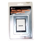 GGS LCD Glass Screen Protector for Nikon D5000, GGSNIKOND5000 SCREENPROTECTOR