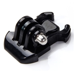 Horizontal Surface Quick Release Buckle Mount For GoPro HD Hero 2, Hero 3 Camera