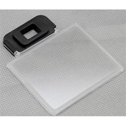 JJC Hard LCD Protector Cover for Nikon D3000, D3100, JJC D3100 LCD SCREEN