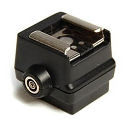 JJC JSC-6 Hot Shoe Adapter for Sony & Minolta to Standard ISO Hot Shoe