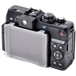 JJC Hard LCD Protective Cover for Canon PowerShot G1X, LG-G1X LCD COVER