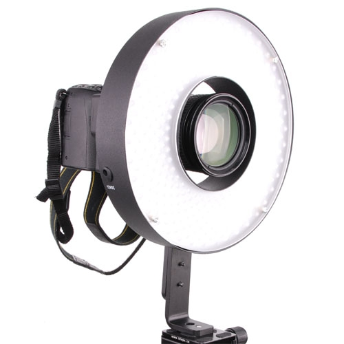 Big Led Ring Light Video Photography Shoot Through