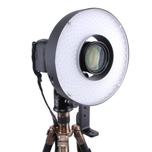 Led Ring Light Studio: Big LED Ring Light Video Photography Shoot-through