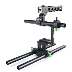 Lanparte BlackMagic Pocket Cinema Camera Cage, BMPCC-01