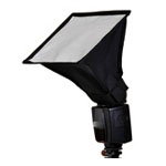 Portable Universal Flash Diffuser Softbox, MF-158 or MF-270