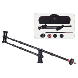 Portable DSLR Mini Jib Crane Video Camera Jib Video Jib Arm Extention 4FT MJ-906 JIB