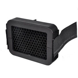 "1/8"" or 1/4"" Universal Honeycomb Speed Grid for External Camera Flashes, MQ FW DIFFUSER"