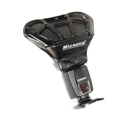 Micnova Universal Gel Softbox Diffuser for External Camera Flash Units MQ-B6