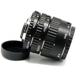 Mcoplus EXT-SM Auto Focus Macro Extension Tube Set for Sony Digital SLR Lens