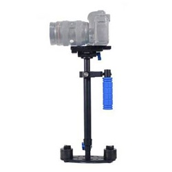 Mini Hand Held Stabilizer DSLR DV Steadicam for Camera Video Filming, S-40