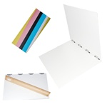 Photo Studio Folding Table-top Background Support Stand & Colored Paper Backdrops, NG STUDIO TABLE