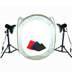 Photo Studio Table Top Lighting Kit - PB03