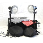 Photo Studio Table Top Lighting Kit - PB02