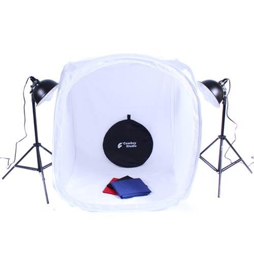 CowboyStudio New Photo Studio Reflector Table Tent Lighting Kit PS-03