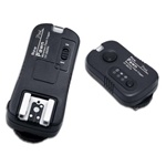 PIXEL 2.4GHz Radio Wireless Remote Flash Trigger PAWN for Nikon and Canon Camera & Flashes, PAWN
