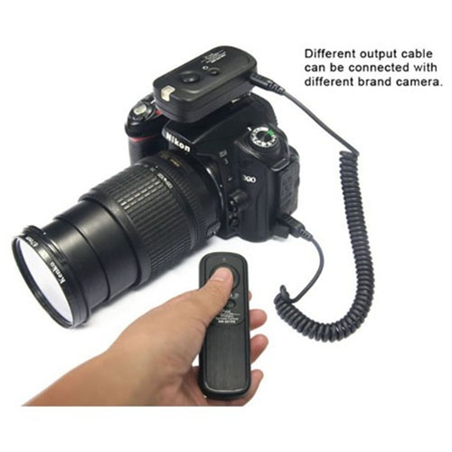 Pixel Rw 221 Pixel Oppilas Rw 221 Wireless Shutter Remote