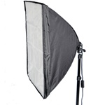 "Rectangle Quick Setup Softbox with AC Socket - 20"" x 28"""