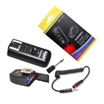 Yongnuo RF-602 2.4GHz 16 Channel 3 in 1 Combo Wireless Remote Flash Trigger for NIKON, RF-602/N