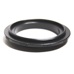 52mm Filter Thread Lens, Macro Reverse Ring Camera Mount Adapter for Nikon, REVERSE NIKON 52MM