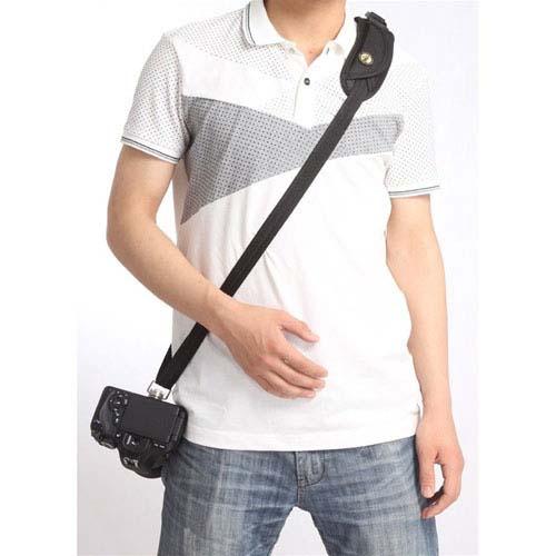d449602f81e Neck Shoulder Belt Strap for DSLR Camera w  Connect Base