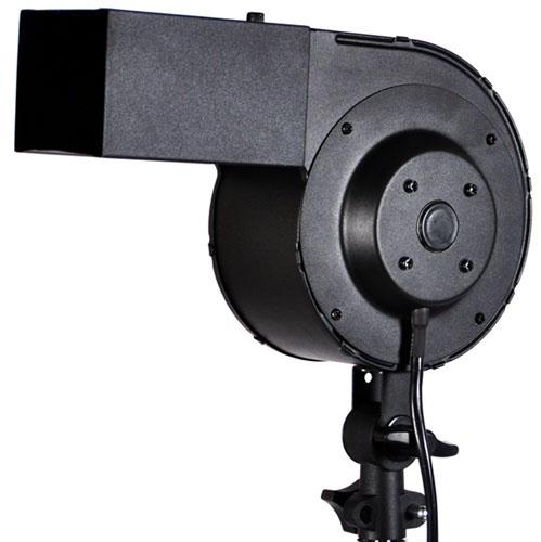 Studio Lighting For Streaming: Studio Hair Fan And Stream Wind Machine, SF-05