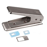 Regular Micro Standard SIM Card Cut Cutter To Nano Sim Card for iPhone 5 5th