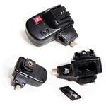 SNPT-04 Wireless Flash Trigger and Receiver Set for Sony Alpha Digital lSLR Camera and Sony Flash, SNPT-04