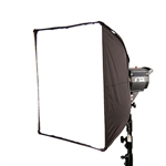 Square Studio Softbox with Universal Speedring for Monolight Strobe, SQUARE SOFTBOX