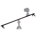 Sunrise Ultra Slim Camera Rail Track Dolly Slider Video Stabilization System For DSLR Camera DV Camcorder, 2 Options, TS-703 Slider Track