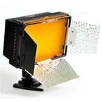 Hot Shoe Mounting 170 LED Video Light Panel for Digital SLR Cameras,  VL-170