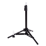 Background Backlight Mini Light Stand with 2 Spigots and Case, W802