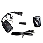4 Channel Wireless Studio Flash Trigger Set for Canon Nikon Pentax DSLR