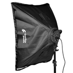 20 x 28 inches Photo Studio Light Softbox For 4 Socket E27 Lamp Bulb Head