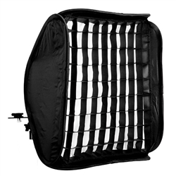 Portable Grid Professional Softbox Kit for  Nikon and Canon Speedlites, SPEEDLITE_GRID