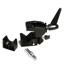 Super Clamp with Standard Stud, Super Clamp with Standard Stud for Photo Photography Studio