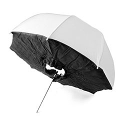 33/40/43 Inch White/Black Umbrella Softbox Brolly Box, W/B BROLLY BOX